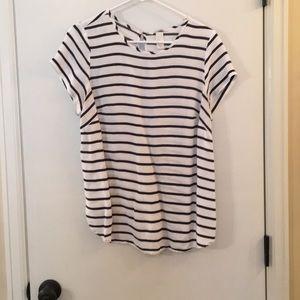 H&M Maternity blouse